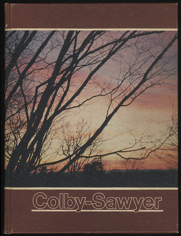 Image for Colbyan 1978 Yearbook Colby-Sawyer College New London New Hampshire