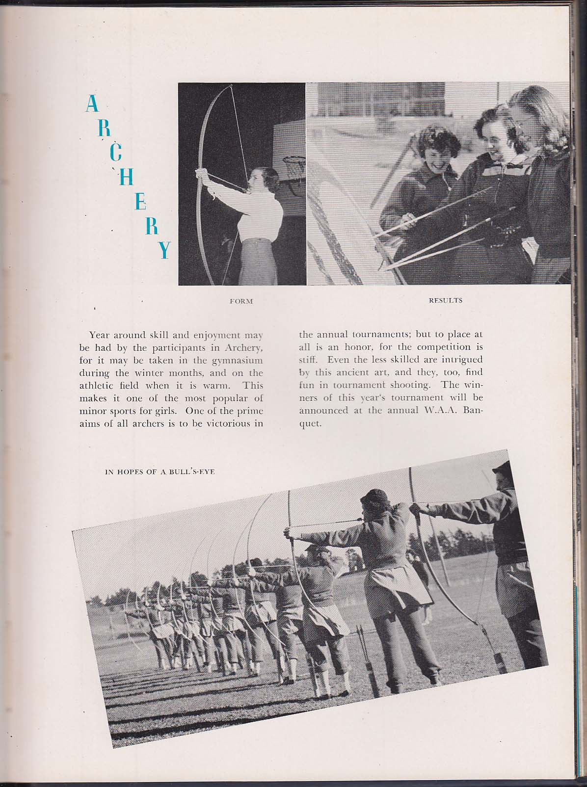 The Prism 1944 Yearbook University of Maine