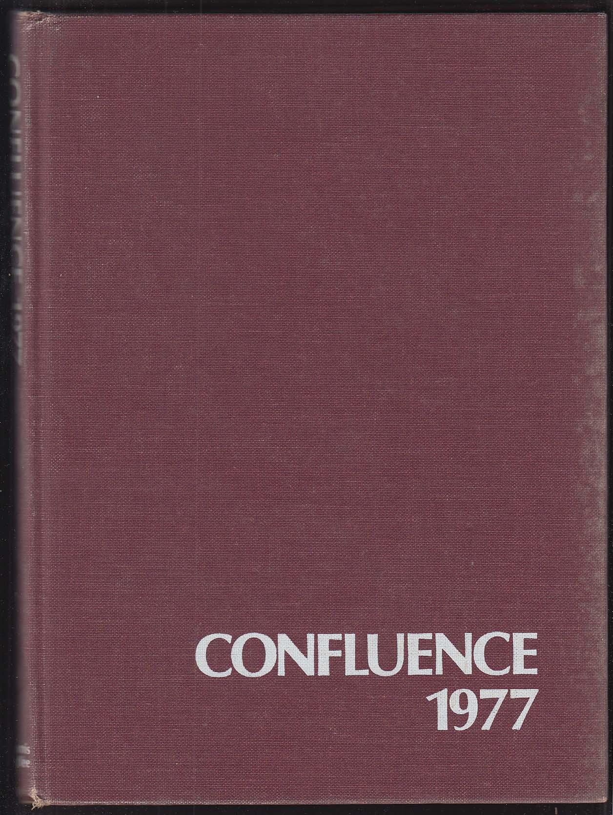 Image for Confluence 1977 Yearbook Loomis Chaffee School Windsor CT David Edelstein