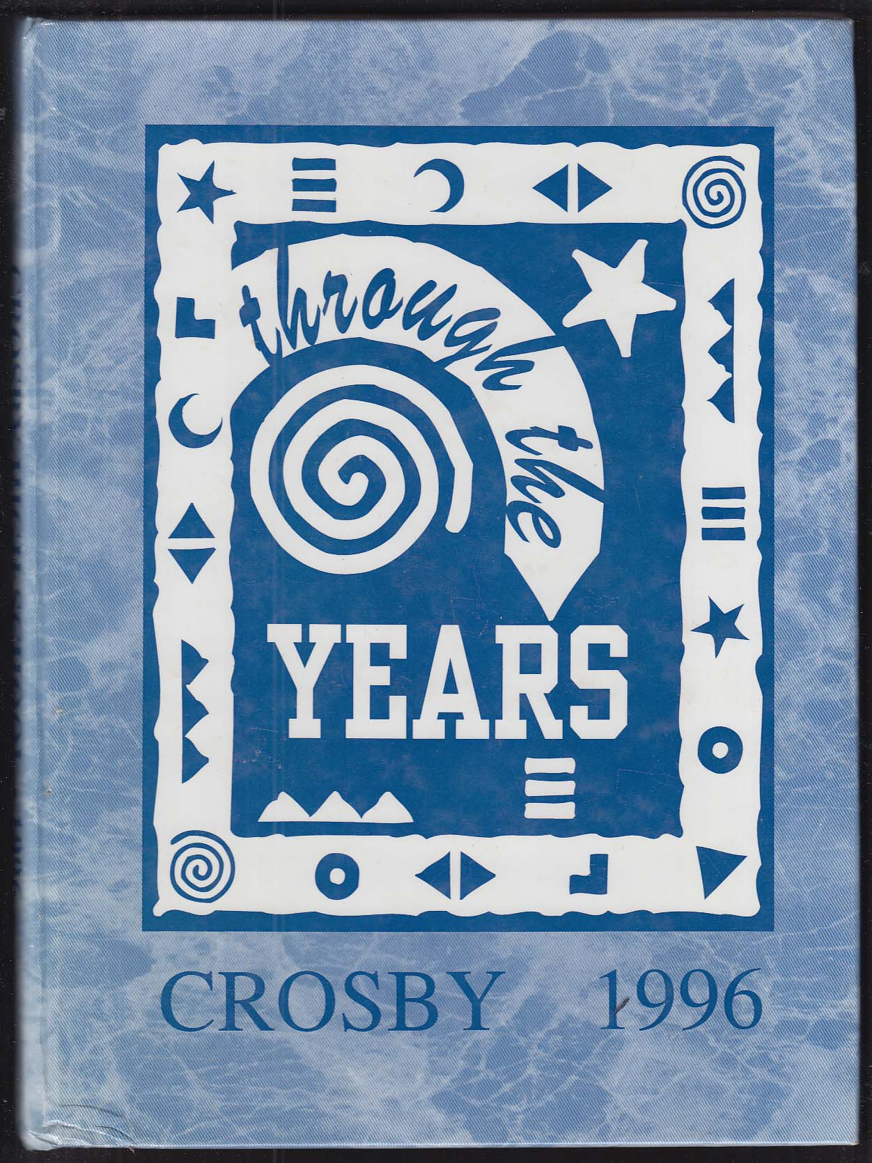 Image for Crosby High School 1996 Yearbook Waterbury Connecticut