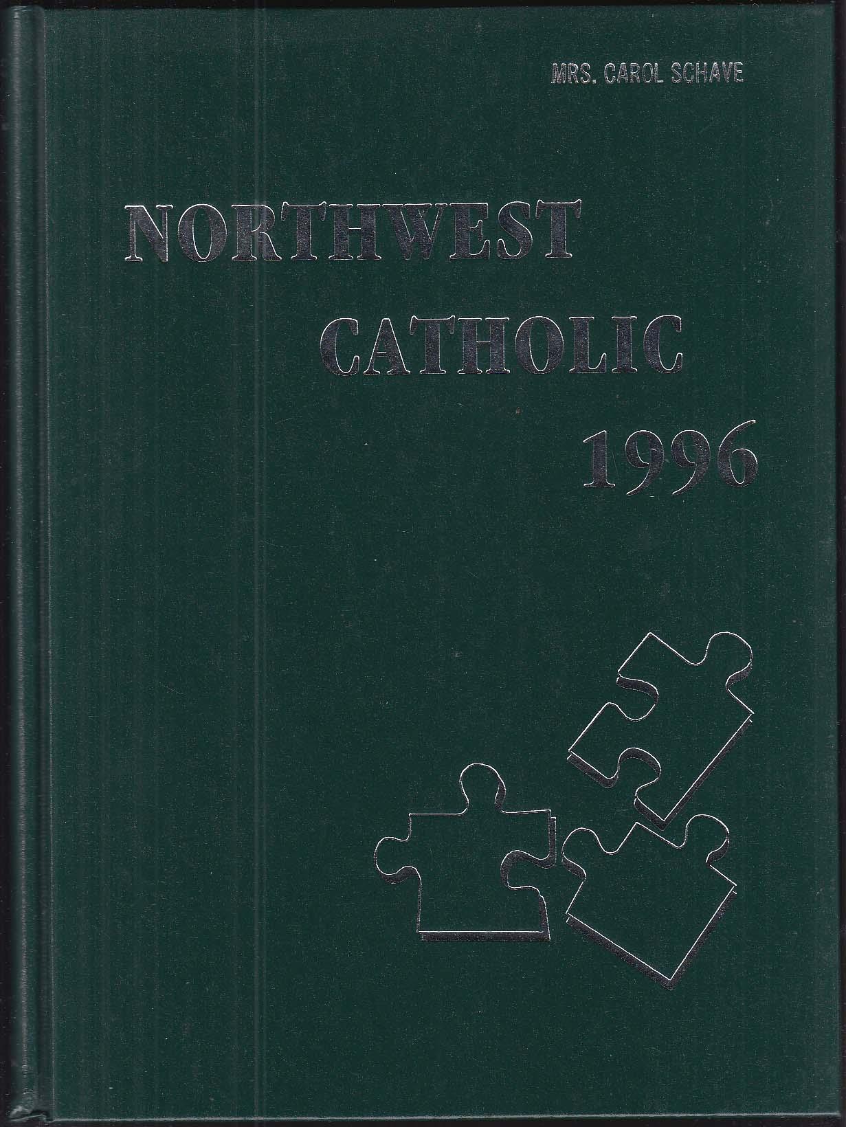 Image for NOWECA 1996 Yearbook Northwest Catholic High School West Hartford CT