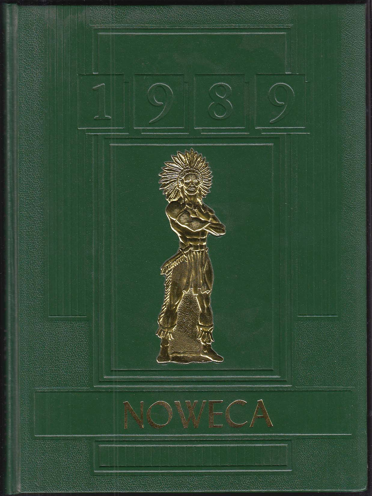 Image for NOWECA 1989 Yearbook Northwest Catholic High School West Hartford CT