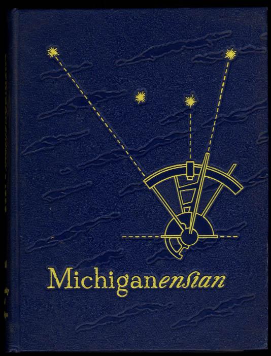 Image for Michiganensian 1959 University of Michigan Yearbook