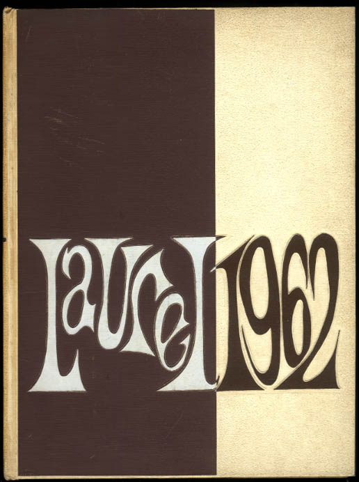 Image for Laurel 1962 Southern Connecticut State College Yearbook New Haven CT