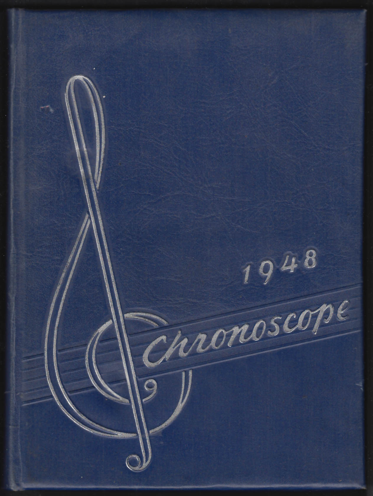 1948 Chronoscope Yearbook Thornton Fractional Township High School Calumet City