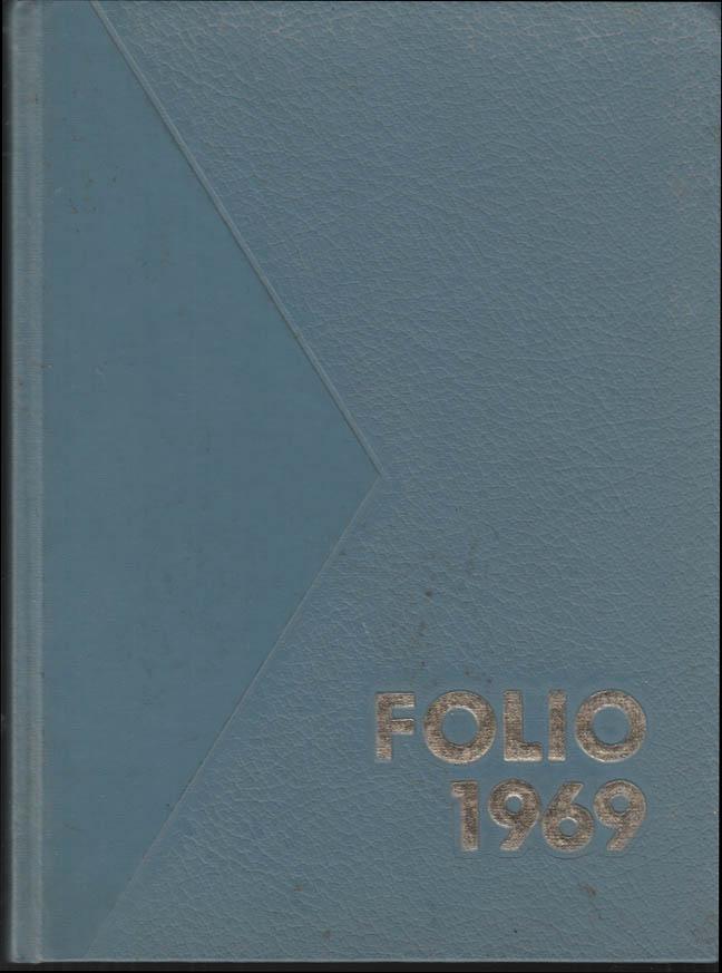 Image for Warren Harding High School THE FOLIO Bridgeport CT yearbook 1969