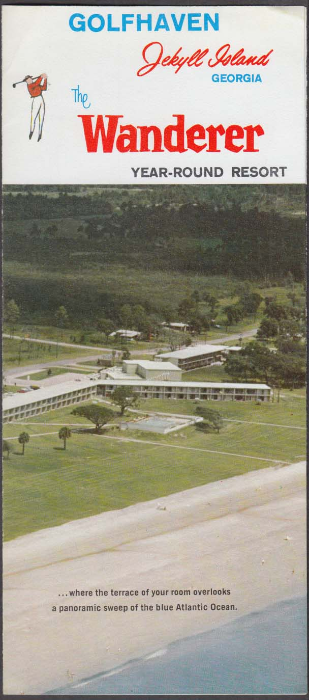 Jekyll Island, Georgia GA ~ The Corsair Motel   eBay